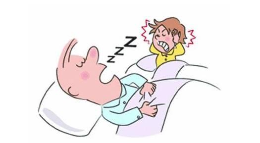 """伤害心脏或导致早亡  你还把""""打呼噜""""不当回事吗?"""